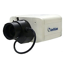 GeoVision GV BX2400 4V Network Camera