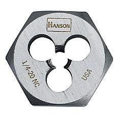 DIE 14 20 1 HEX HANSON