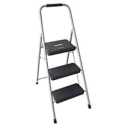 Louisville Steel 3 Step Stool 225