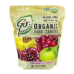 Organic Hard Candies 30 Oz Tub