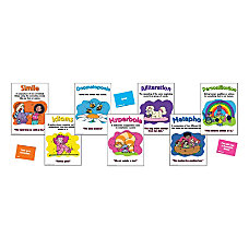 Eureka Figurative Language Bulletin Board Set