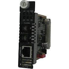 Perle C 110 S2SC40 Media Converter
