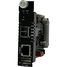 Perle C 1000 S2LC10 Media Converter