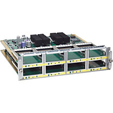 Cisco 8 port 10GbE Half Card