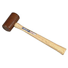 582 22 2 34 RAWHIDE MALLET