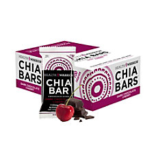 Health Warrior Chia Bars Dark Chocolate