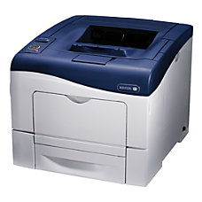 Xerox Phaser 6600DN Laser Printer Color