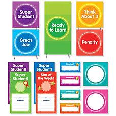 Color Your Classroom Behavior Clip Mini