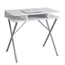 Monarch Specialties Computer Desk With Cubbies