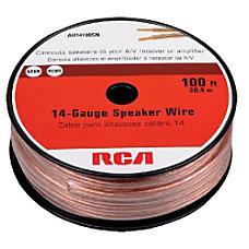 Audiovox RCA AH14100SN Speaker Wire 100