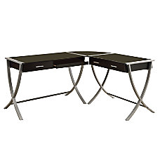 Monarch Corner Desk 30 34 H