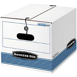 Bankers Box Liberty FastFold 60percent Recycled