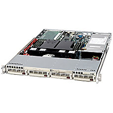 Supermicro SC813S 500 Chassis