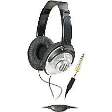 JVC Full Size DJ Headphones with