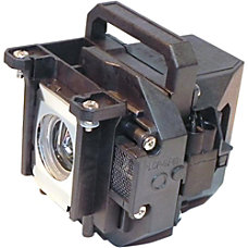 eReplacements ELPLP53 V13H010L53 Replacement Lamp for