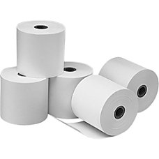 NCR Financial Rolls Single Ply 3