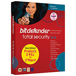 BitDefender Internet Security 2010 Value Edition, Traditional Disc