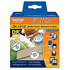 Brother Label Maker Tape Cartridges 1