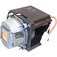 eReplacements Compatible projector lamp for HP