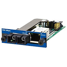 BB 1000 Mbps Media Converter Module