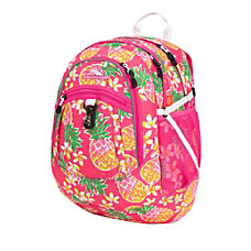 High Sierra Fatboy Backpack FlamingoPink Pineapple