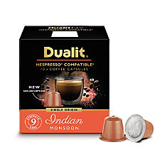 Dualit NX Capsules Indian Monsoon Espresso