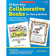 Scholastic 25 Best Ever Collaborative Books