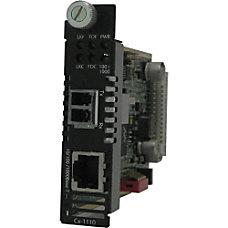 Perle C 1110 M2LC2 Media Converter