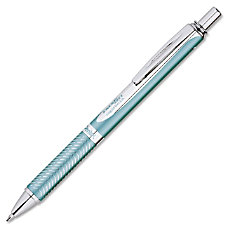 Pentel EnerGel Alloy Retractable Liquid Gel