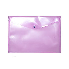 JAM Paper Plastic Poly Envelopes With