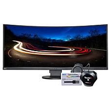 NEC Display MultiSync EX341R BK SV