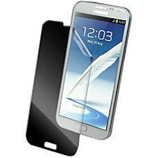 invisibleSHIELD Samsung Galaxy Note II Screen