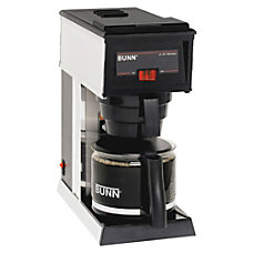 Bunn 10 Cup Pourover Coffee Brewer