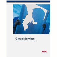 APC ServiceSupport 3 Year Extended Warranty