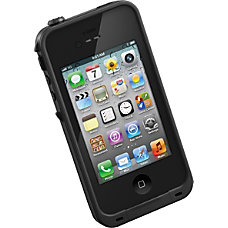 LifeProof Case For iPhone 44S Black