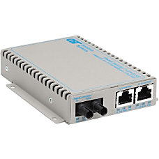 OmniConverter SE 101001000 PoE Gigabit Ethernet