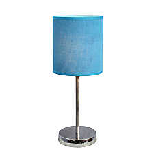 Simple Designs Mini Basic Table Lamp