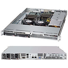 Supermicro SuperChassis 813LT R500CB