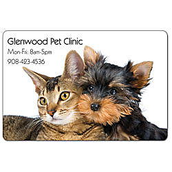 Full Color Advertising Labels 4 x