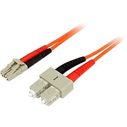 StarTechcom 5m Fiber Optic Cable Multimode