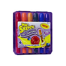 Mr Sketch Scented Twistable Gel Crayons