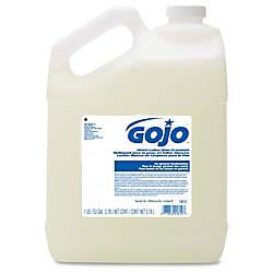 Gojo White Lotion Skin Cleanser Coconut