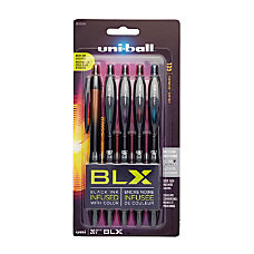 uni ball 207 BLX Series Retractable