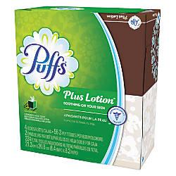 Puffs Plus Lotion Facial Tissues 2
