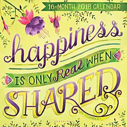 Graphique de France Monthly Wall Calendar