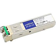 AddOn Cisco GLC FE 100ZX Compatible