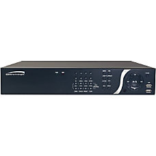 Speco 4 Channel Plug Play NVR