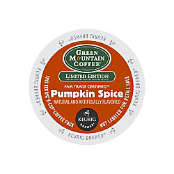 Green Mountain Coffee Pumpkin Spice Coffee