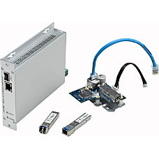 Bosch CNFE2MCIN Ethernet Fiber Optic Media