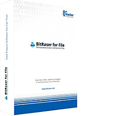 Stellar BitRaser for File Download Version